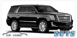 Edmonton SUV for hire