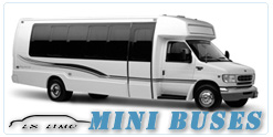 Edmonton Mini Bus rental