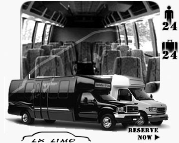 Bus for airport transfers in Edmonton AB