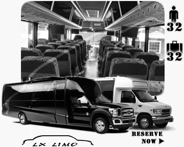 Motor coach Bus rental in Edmonton AB