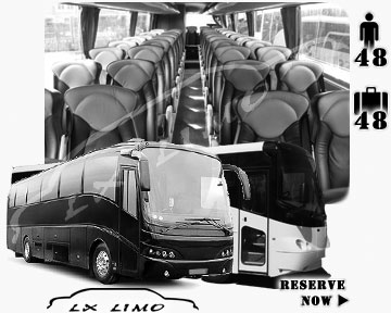 Edmonton coach Bus for rental | Edmonton coachbus for hire