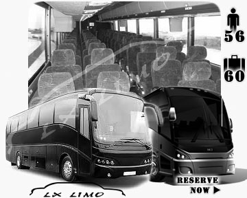 Motor Coach for hire in Edmonton AB