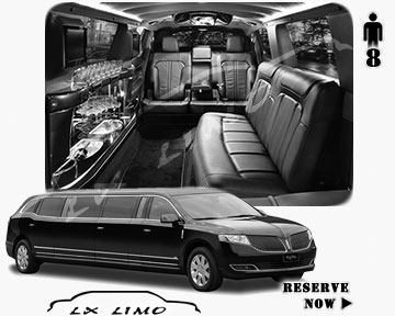 Stretch Limo for hire in Edmonton