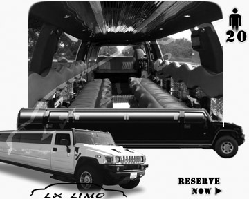 hummer H2 SUV Limo in Edmonton AB