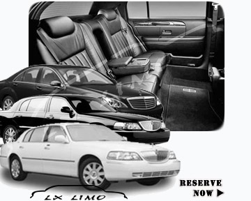 Edmonton Sedan hire for wedding