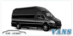 Luxury Van service in Edmonton