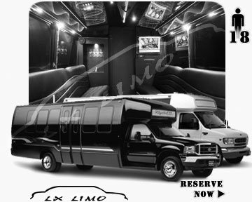 Edmonton Party Bus party Bus | 18 passenger PartyBus in Edmonton
